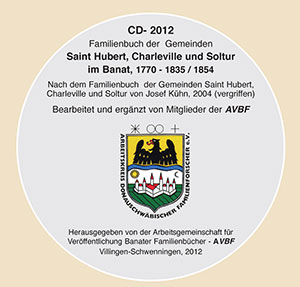 St Hubert CD